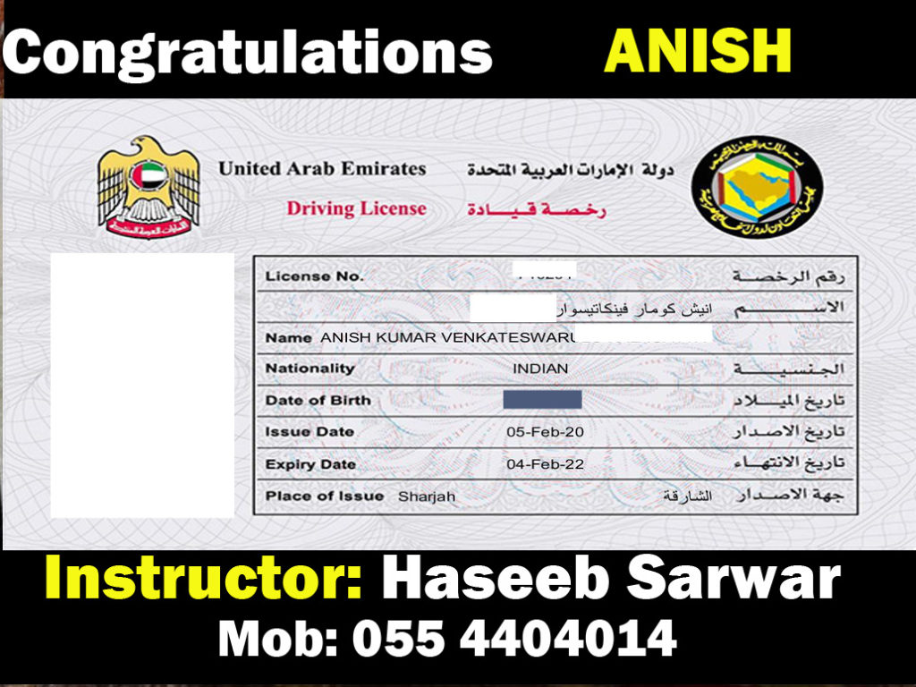 It's been wonderful experience learning from instructor Mr Haseeb sarwar